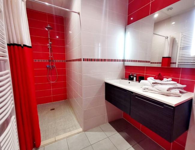 Salle de bain chambre Harmonie